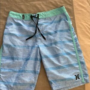 Hurley Youth swim trunks size 18